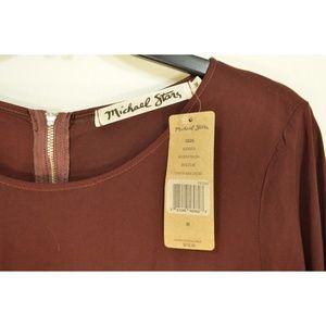 Michael Stars Dresses - Michael Stars dress SZ M NWT crew neck mini dress